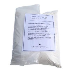 Stonecast plaster of Paris 1.5kg