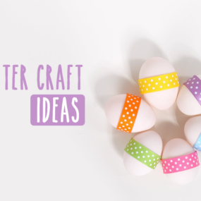 easy family easter craft ideas with kids