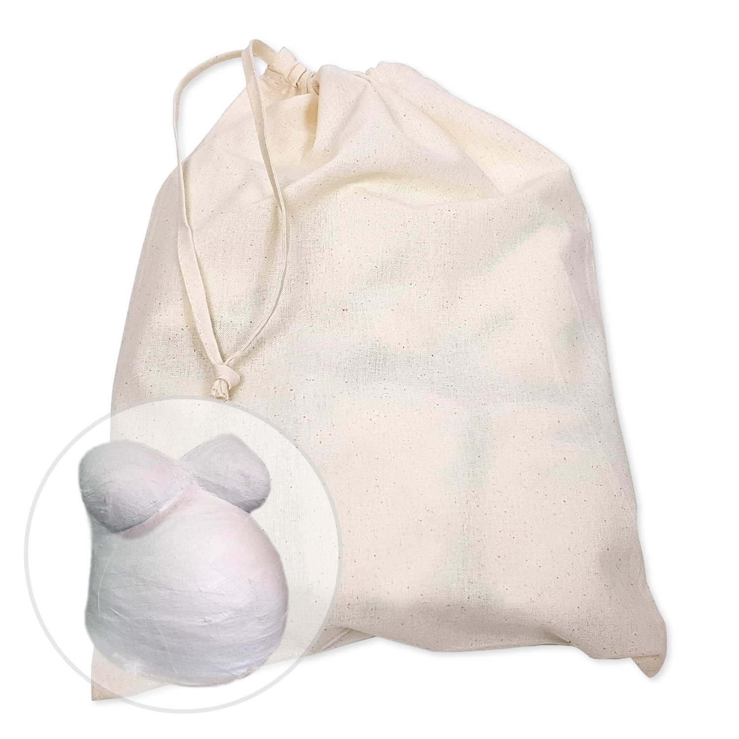 All you need to cast your pregnant belly Belly Casting Kit