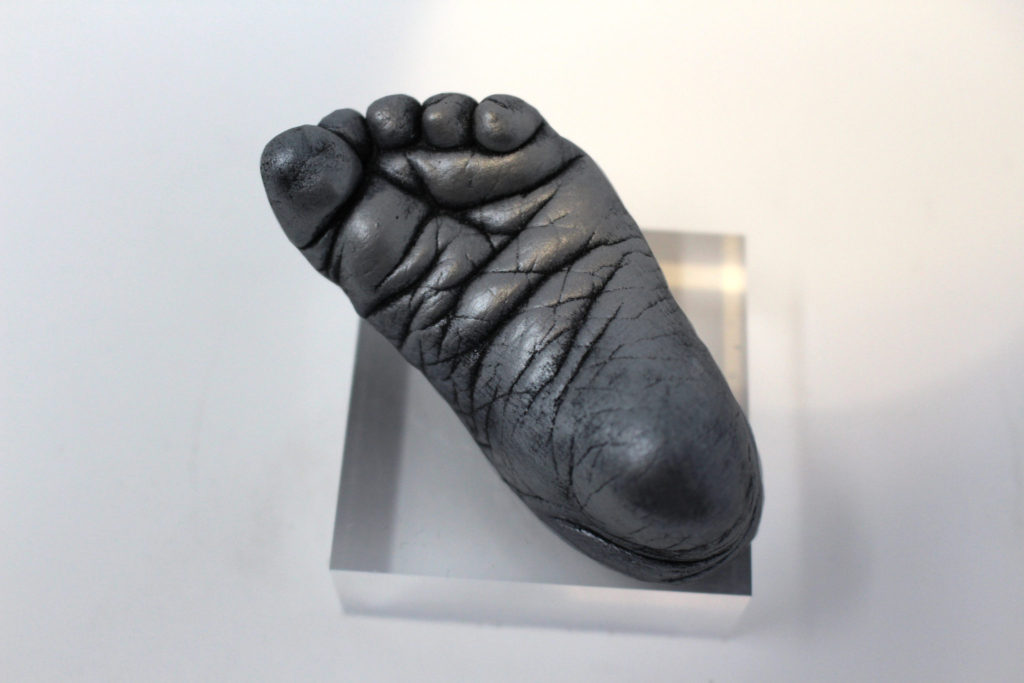 Essential 3D Baby Foot Print