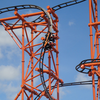 Mumbo Jumbo at Flamingo Land