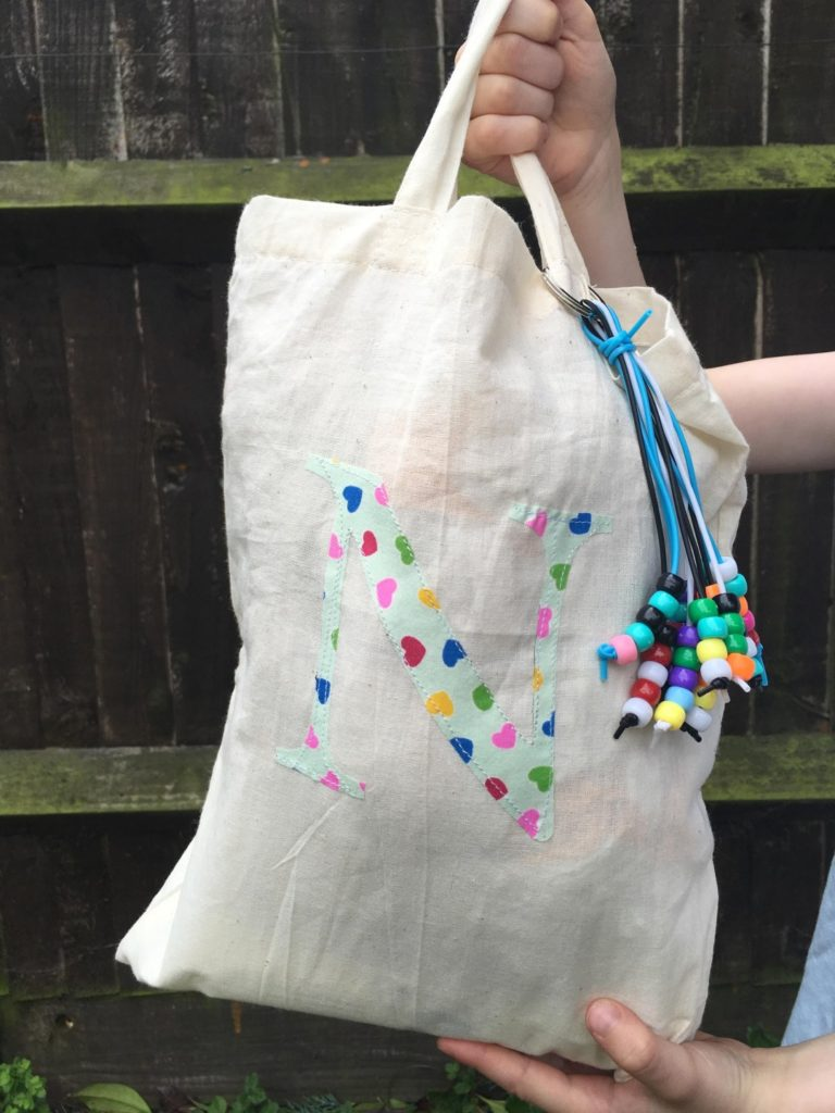 school bag diy craft