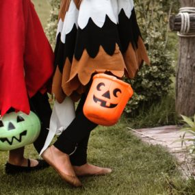 Halloween Casting Fun