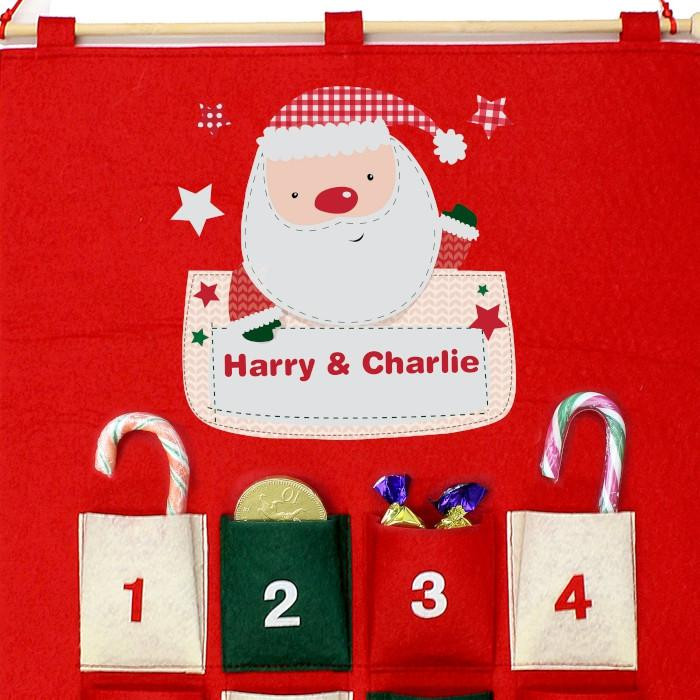 christmas keepsake advent calendar for babies