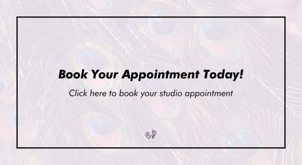 book an appointment today