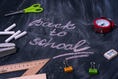 Back to school checklist 2021